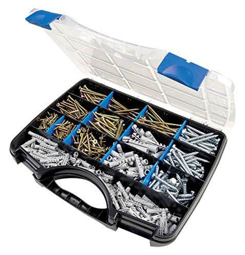 Index Fixing Systems MLTBOP101 koffer met 670 onderdelen om te knutselen