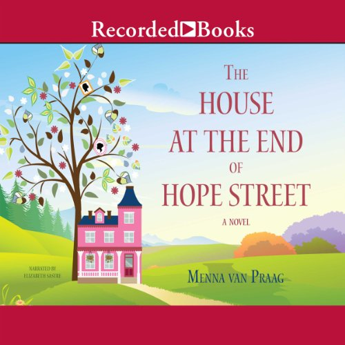 The House at the End of Hope Street audiobook cover art