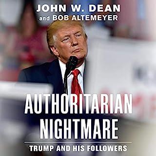 Authoritarian Nightmare cover art