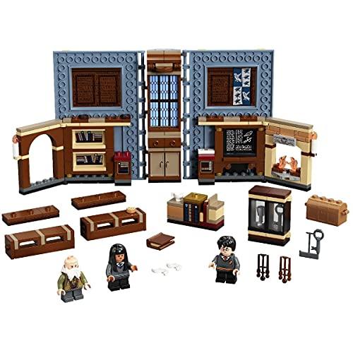 Juegos Lego – Poudlard : El curso de brutileces – 76385
