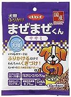 (まとめ買い)デビフペット d.b.f まぜまぜくん ササミ シニア犬用 40g 【×24】