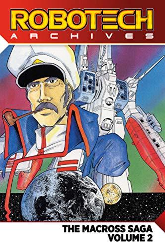 Robotech Archives: The Macross Saga Vol. 2 (English Edition)