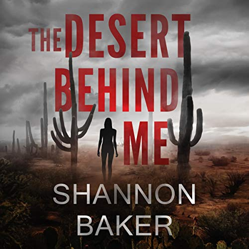 The Desert Behind Me cover art