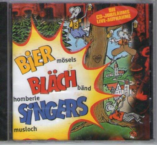 Bier Bläch Singers, die CD Jubiläums Live Aufnahme