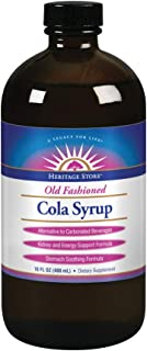 Heritage Products Cola Syrup, 16 Fluid Ounce