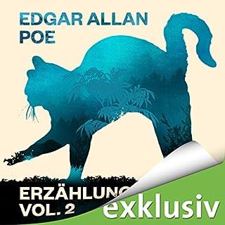 Edgar Allan Poe: Erzählungen 2 Titelbild