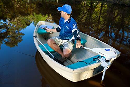Using Hand Control Trolling Motor in Fishing