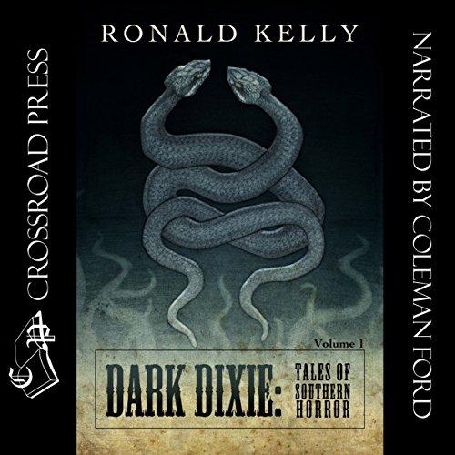 Dark Dixie audiobook cover art
