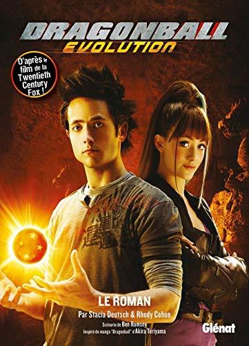Dragon Ball evolution: Le roman