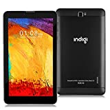 Indigi New Phablet 7' Tablet PC 4G LTE Phone Android 9.0 Built-in Built-in SmartCover + 32gb microSD Included
