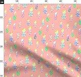 Indy Blütendesign, Ananas, Flamingo, Sommer, Badeanzug,