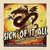 Sick of It All: Wake the Sleeping Dragon! (black LP+CD) [Vinyl LP] (Vinyl (Black LP+CD))