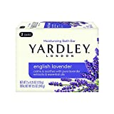 Yardley Bar Soap, English Lavender, 4.25 ounce (Pack of 2)