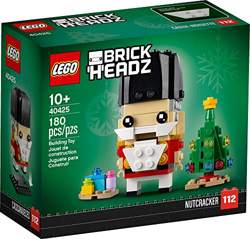 LEGO 40425 - Brickheadz Nussknacker