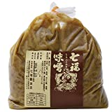 七福醤油店 粒味噌 1kg