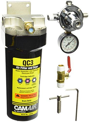 Price DeVilbiss 130525 QC3 Air Filter and Dryer   - typefun