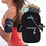 Sport Armband Armtasche, Sportarmband Armband Handy für