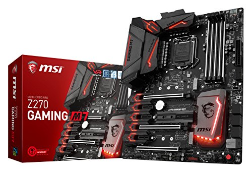 MSI Enthusiastic Gaming Intel Z270 DDR4...