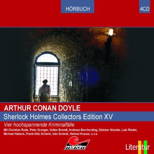 Sherlock Holmes Collectors Edition XV Titelbild