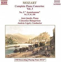 Mozart: Piano Concerti 9 & 27