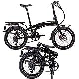 20Pulgadas Vintage Bicicleta Plegable Para City Rad Bicicleta Plegable Tern Verge S27H 2014Con 27G Sram Nuevo Uvp...