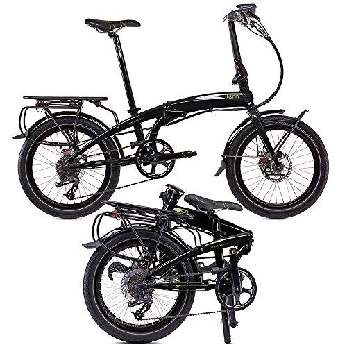 '20pollici Vintage City ruota bicicletta pieghevole TERN Verge S27H 2014con 27G SRAM NEU UVP 1699eur