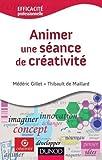 Animer une séance de créativité - Comment animer une réunion créative de Gillet. Médéric (2012) Broché