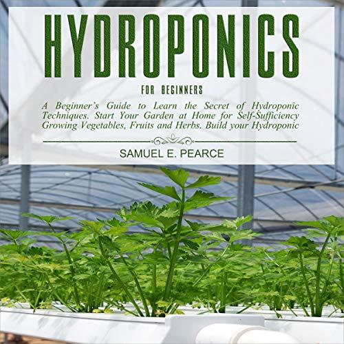 Hydroponics for Beginners Titelbild