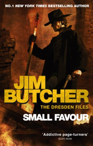 Small Favour: The Dresden Files, Book Ten (The Dresden Files series 10) (English Edition)