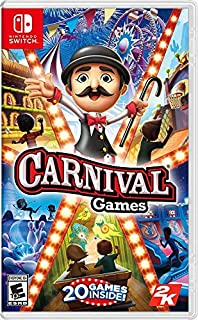 Carnival Games - Nintendo Switch (B07F3RFPXG) | Amazon price tracker / tracking, Amazon price history charts, Amazon price watches, Amazon price drop alerts