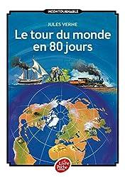livre Le tour du monde en 80 jours