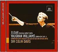 エルガー:エニグマ変奏曲/ヴォーン=ウィリアムズ:交響曲第6番
