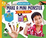 Make a Mini Monster Your Way! (Super Simple DIY)