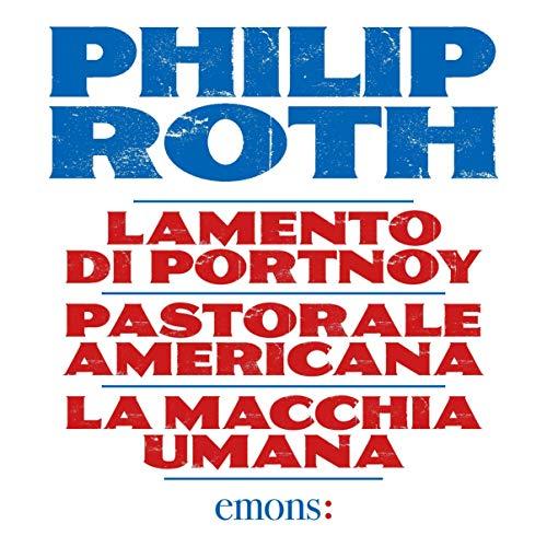 Cofanetto Philip Roth copertina