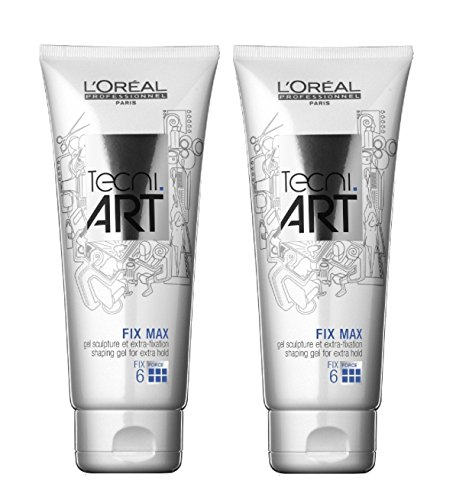Loreal Tecni Art Fix Max 6 (2x200ml) = 400ml