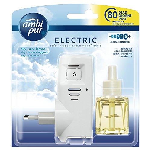 baratos y buenos Ambi PurSky Fresh Air Distribuidor y ambientador eléctrico fragancia 21.5ml calidad