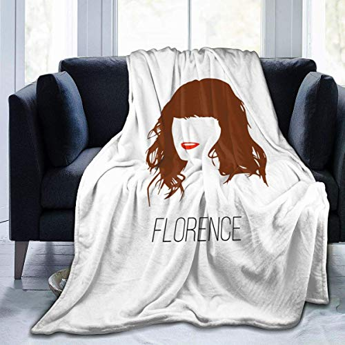 Yaxinduobao Florence and The Machine Home Warm Manta Luxury Super Soft Flannel Large Size Living Room Bedroom