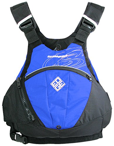 Great Features Of Stohlquist Edge Life Jacket, Royal Blue, XX-Large