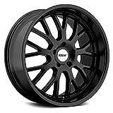 TSW Tremblant 17x8 5x114.3 (5x4.5') +40mm Matte Black Wheel Rim