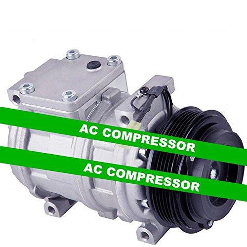 Gowe Auto AC Kompressor für 10Pa17C Auto AC Kompressor für Auto BMW 357Serie E34E36E381990–2000645283859156452839033664528385917
