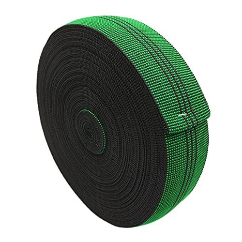 Banda EláStica para Ropa Sofá Banda elástica Tapicería de tapicería Anchsts Látex Muebles de Goma Sofá Cinta de Webbing Elastico Costura (Color : 3cm Width, Length : 10M)