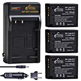 Pickle Power LP-E17 LPE17 Battery and Wall Charger Compatible with Canon Rebel SL2, SL3, T6i, T6s, T7i, EOS M3, M5, M6, EOS 200D, 77D, 750D, 760D, 800D, 8000D, KISS X8i