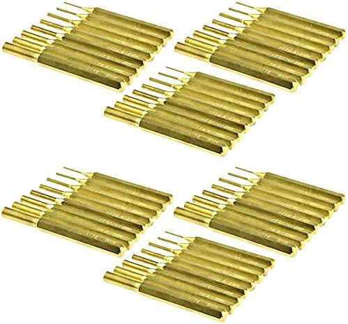 6 New arrival Pack of 8Pc Brass Pin Punch Set 32