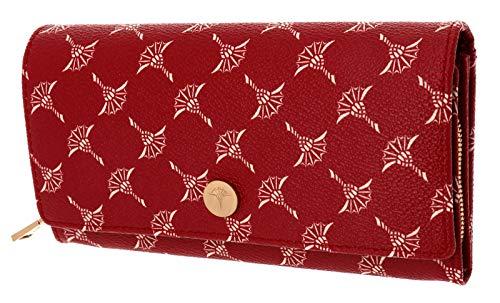 Joop! Damen Cortina Europa Purse Lh11f Geldbörse, Rot (Red), 10x1x18.5 cm