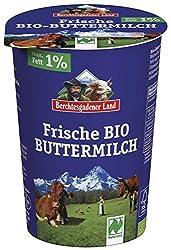 Berchtesgadener Land Bio-Buttermilch