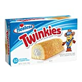 Hostess Twinkies (10 Cakes) 13.58 OZ (385g)