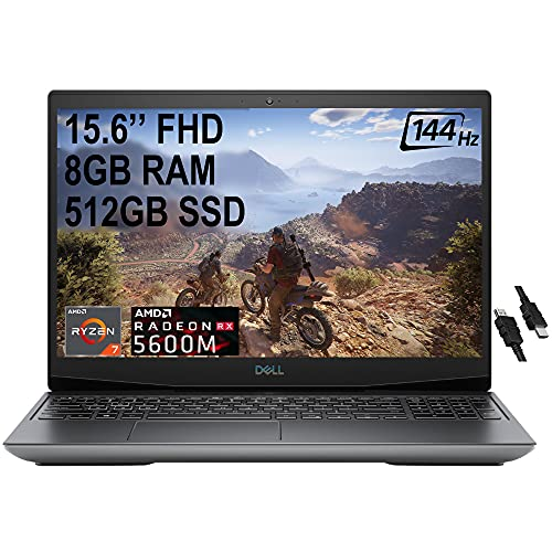 2020 Flagship Dell G5 15 VR Ready Gaming Laptop 15.6