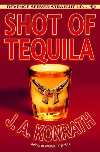 Shot of Tequila (Jack Daniels and Associates Mysteries Book 3) (English Edition)