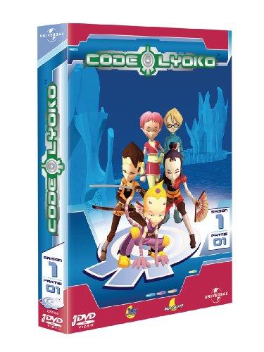 Code Lyoko - Saison 1 - Volume 01 [Francia] [DVD]