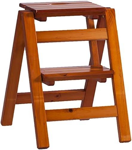 envío gratis FOLDSS Taburete de Paso para Adultos Taburete de Paso de de de Madera Maciza - Hogar Escalera de Dos peldaños Escalera Plegable Silla Ascend Escalera - Taburete de Escalera de Madera Taburete de Paso  vendiendo bien en todo el mundo
